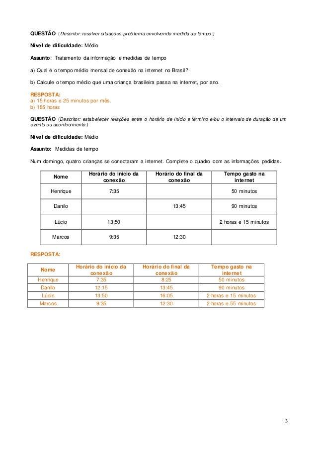 Banco De Questoes Matematicas 5º Ano Do Ensino Fundamental 1 2º C