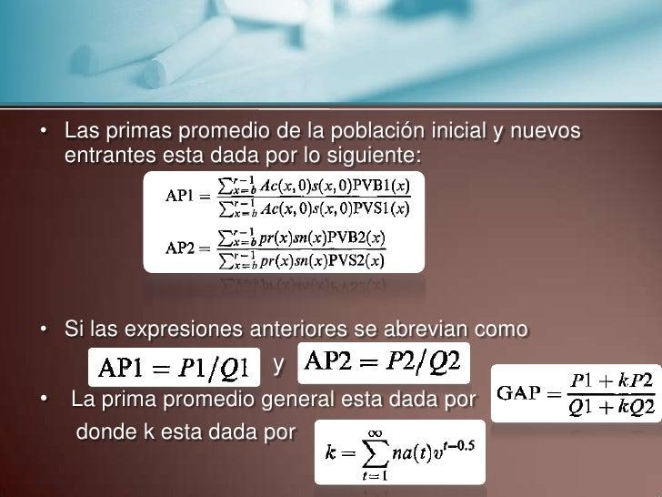 Matemática actuarial básica