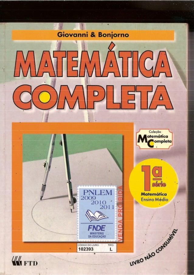 De Livros Gratis Em Pdf Matematica