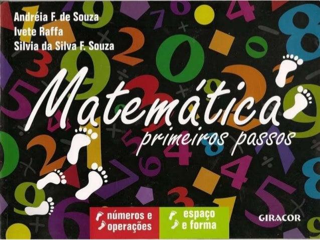 Matemática primeiros passos