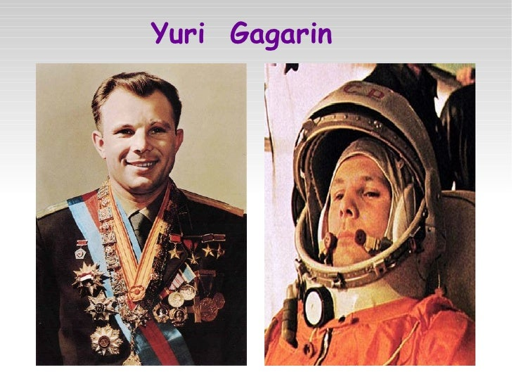 yuri gagarin full name - photo #18
