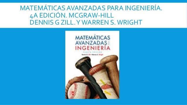 Matematicas Avanzadas Para Ingenieria Oneil Pdf