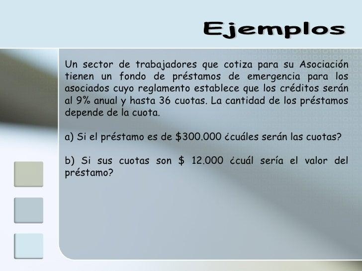 Ejemplos Un sector de trabajadores que cotiza para su Asociación tienen un fondo de préstamos de emergencia para los asoci...