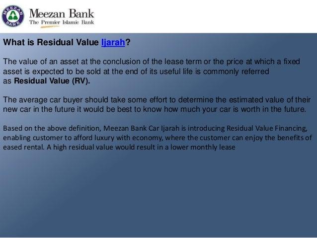 meezan bank test