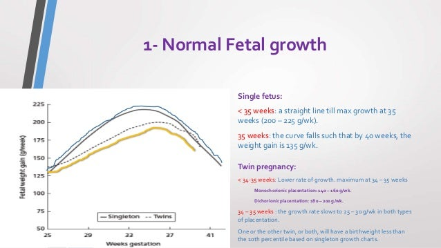 Materanl Nutrition And Fetal Wellbeing