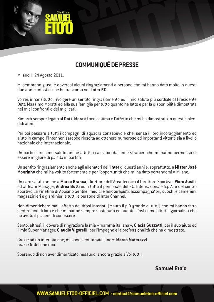 Materazzi eto'o-communique de-presse_it