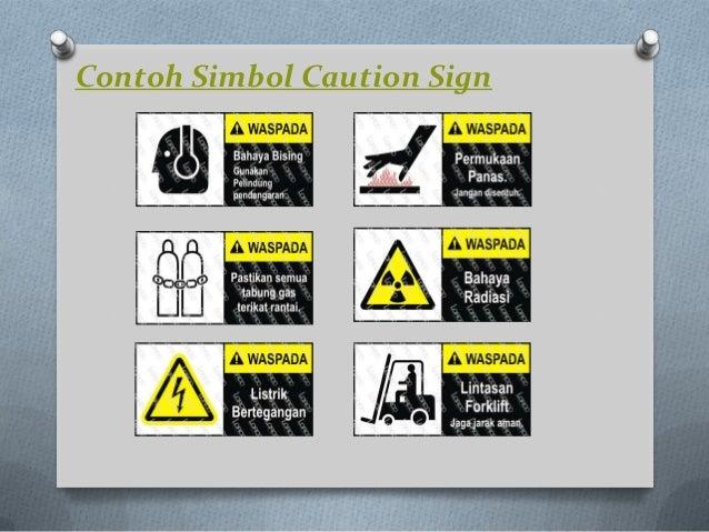 Materi K3 Prosedur Keselamatan Kerja Dan Simbol Bahaya