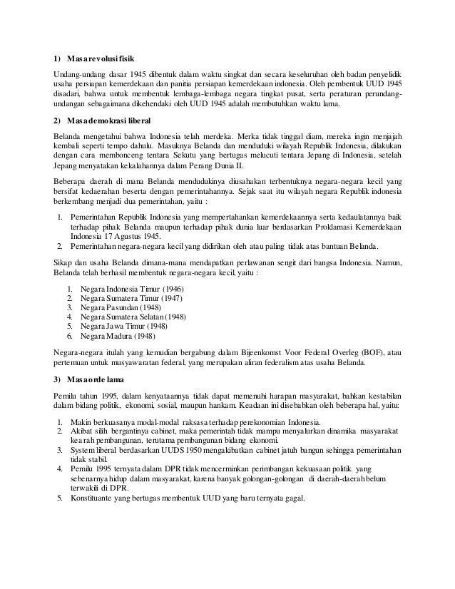 Materi 2 (konteks sejarah perjuangan bangsa indonesia)