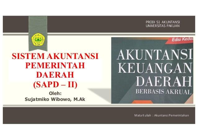 Sistem Akuntansi Pemerintah Daerah 2
