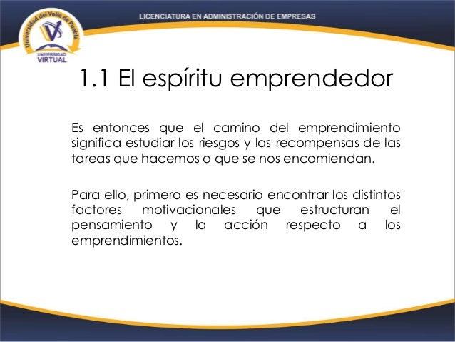Materia De Emprendedurismo 1