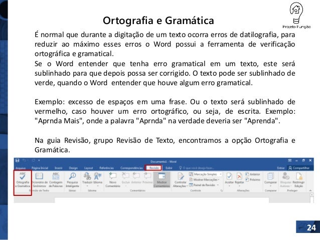 Populares Apostila Microsoft Office Word 2016 ZX84