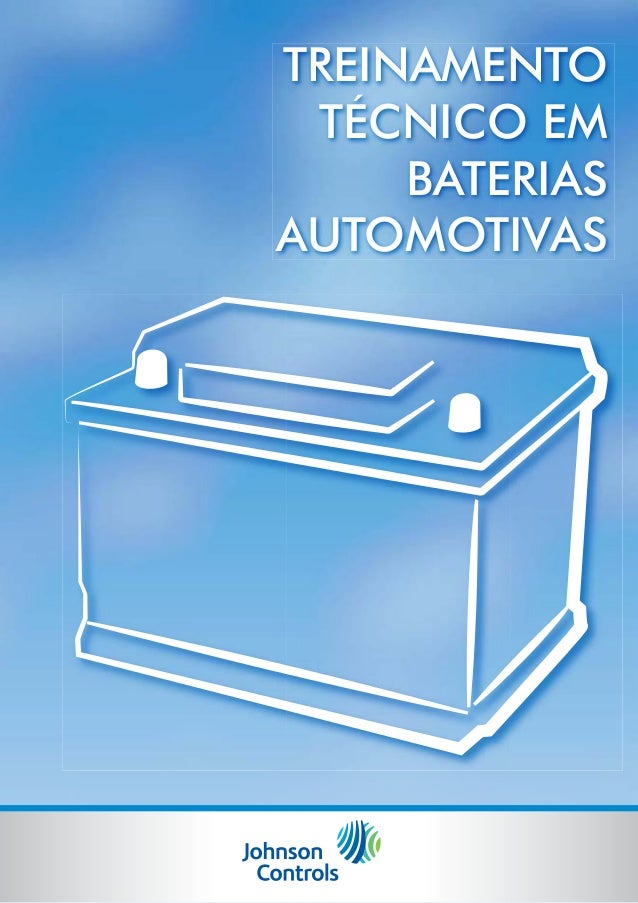 TREINAMENTO TÉCNICO EM BATERIAS AUTOMOTIVAS