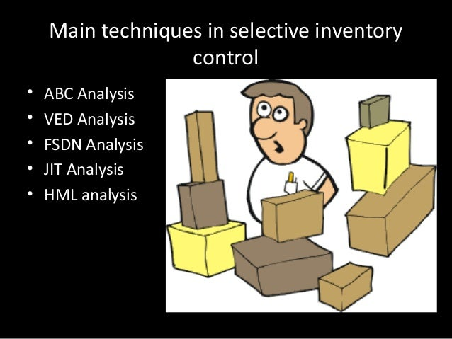 advantages of abc analysis in inventory management pdf