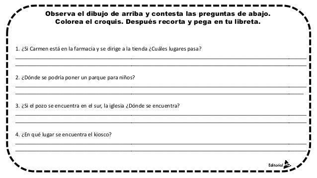 Material de apoyo para preescolar 1° y 2°