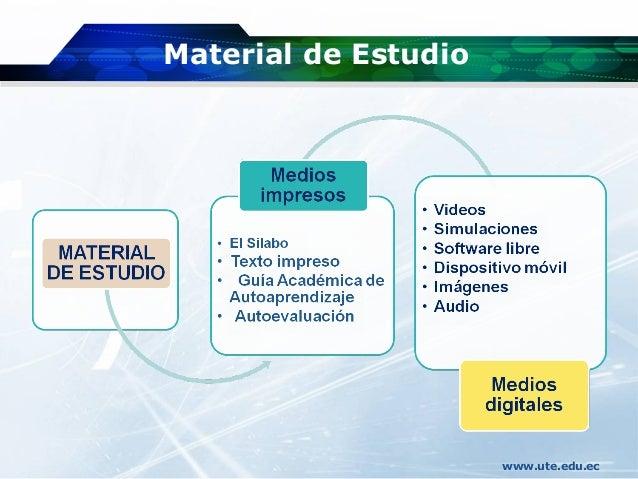 Material de Estudio  www.ute.edu.ec
