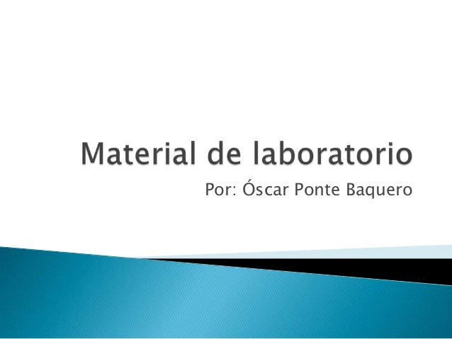 Por: Óscar Ponte Baquero