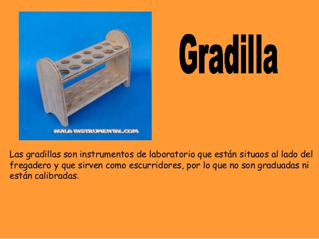 Material del laboratorio for Material laboratorio