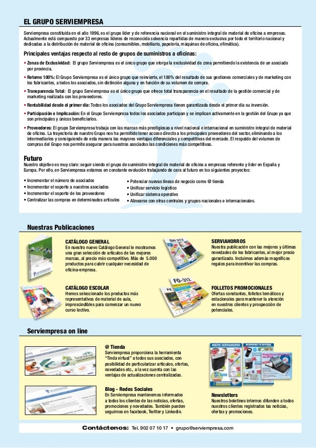 Material de oficina serviempresa for Proveedores material de oficina