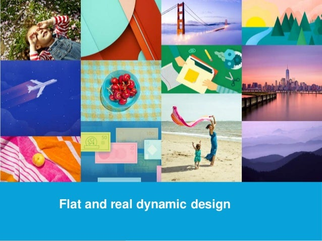 USEFUL Links  Flat and real dynamic design