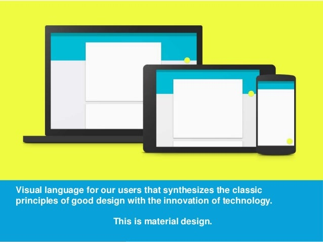 USEFUL Links  Visual language for our users that synthesizes the classic  principles of good design with the innovation of...