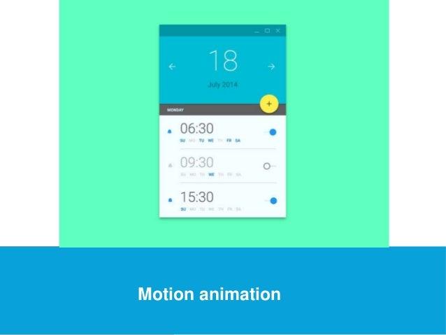 USEFUL Links  Motion animation