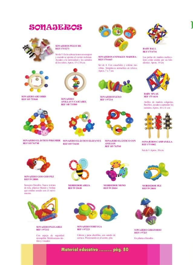 Material educativo para aulas de guardería y centros infantiles