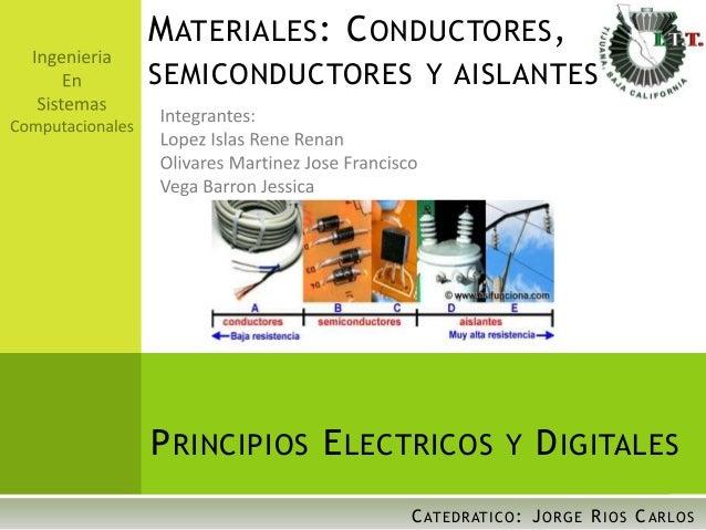 Conductores semiconductores y aislantes - Materiales aislantes del calor ...