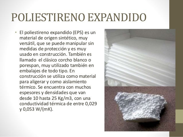 Materiales aislantes acusticos y termicos - Material de insonorizacion ...