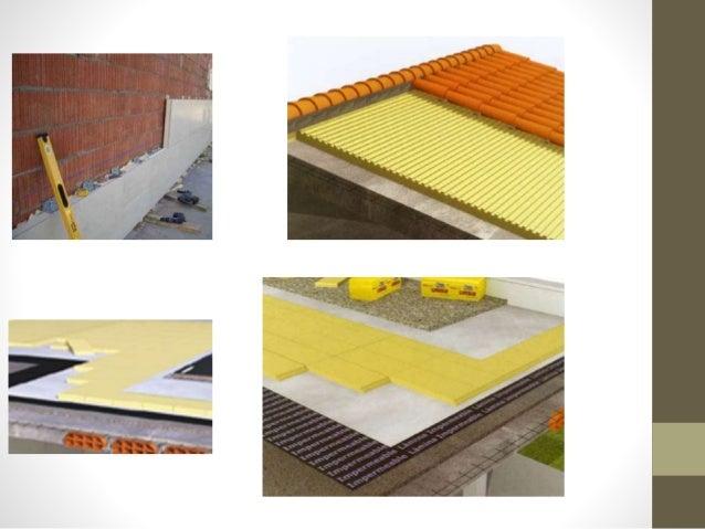 Materiales aislantes awesome aislantes materiales - Aislante termico casero ...