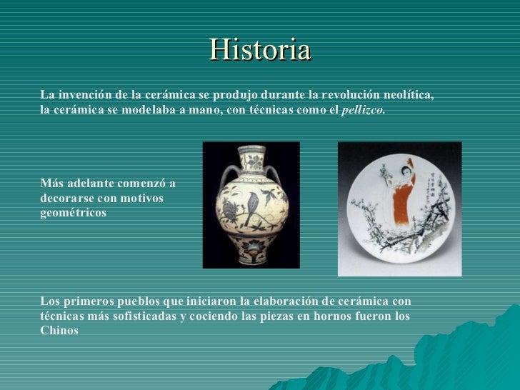 Materiales ceramicos for Origen de la ceramica