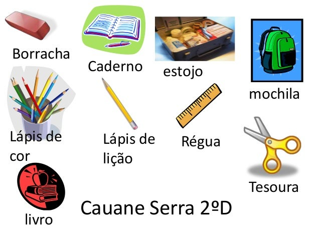 Favoritos Material escolar 2d FH47