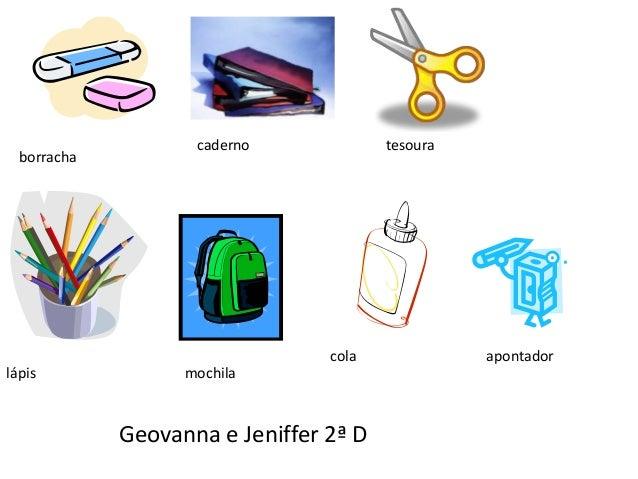 Populares Material escolar 2d DO01