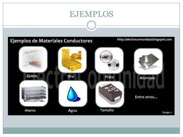 Materiales conductores semiconductores y aislantes - Materiales aislantes termicos ...