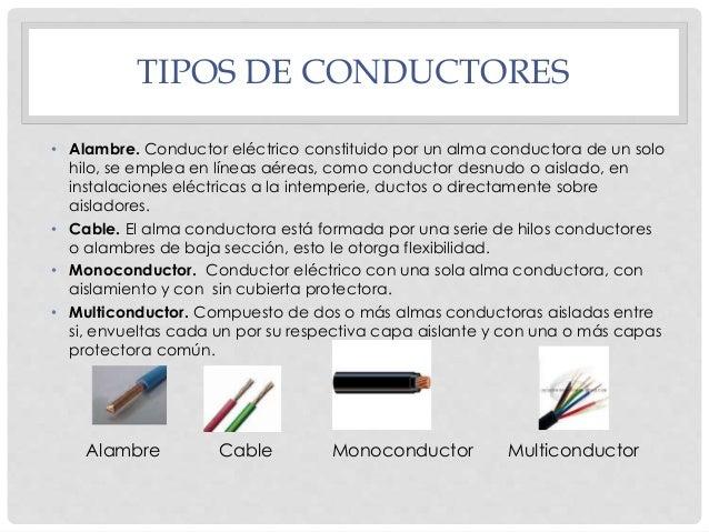 Materiales conductores y aislantes - El material aislante ...