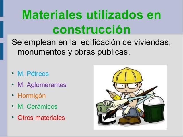 Materiales de construccion - Materiales de construcion ...
