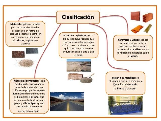 Materiales de construccion - Propiedades piedras naturales ...