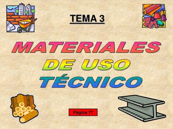 TEMA 3Página 77