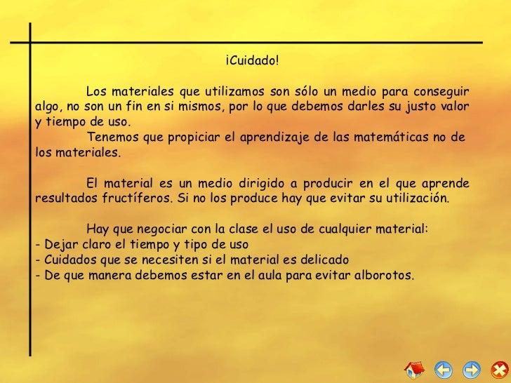 Materiales didacticos de Matemática Slide 3