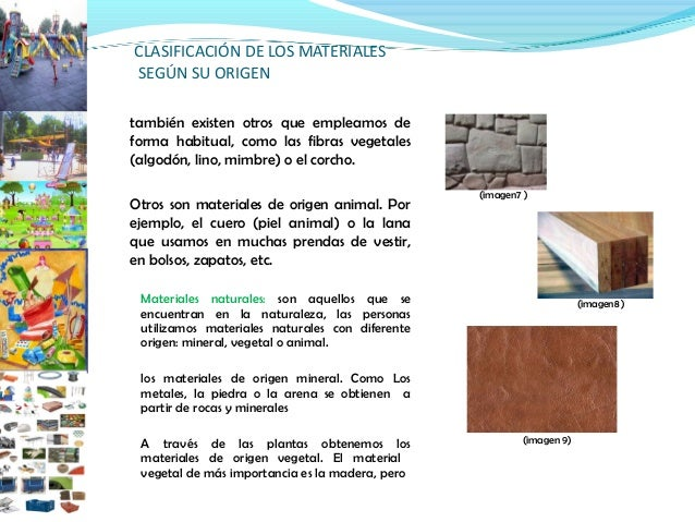 Materiales grado 2 - Inmobiliaria origen ...