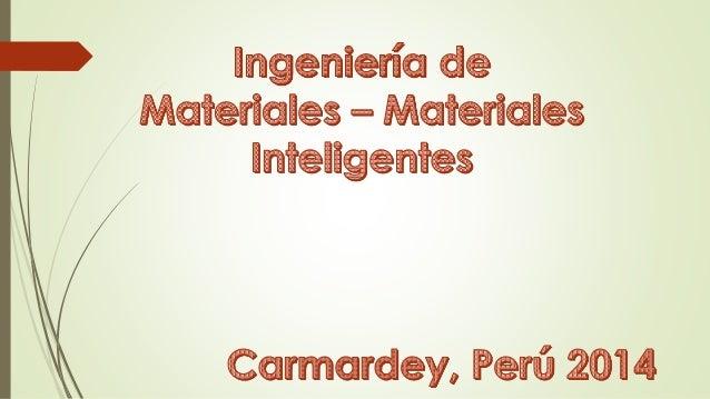 NANOMATERIALES DEFICION: Son materiales con propiedades morfológicas mas pequeñas que un micrómetro. Algunos autores restr...