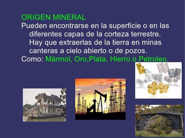 Materiales naturales paula y manuela for El significado de marmol