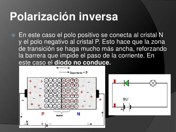 Semiconductor extrínseco de tipo P<br />En este caso se contamina el material semiconductor con átomos de valencia 3, como...