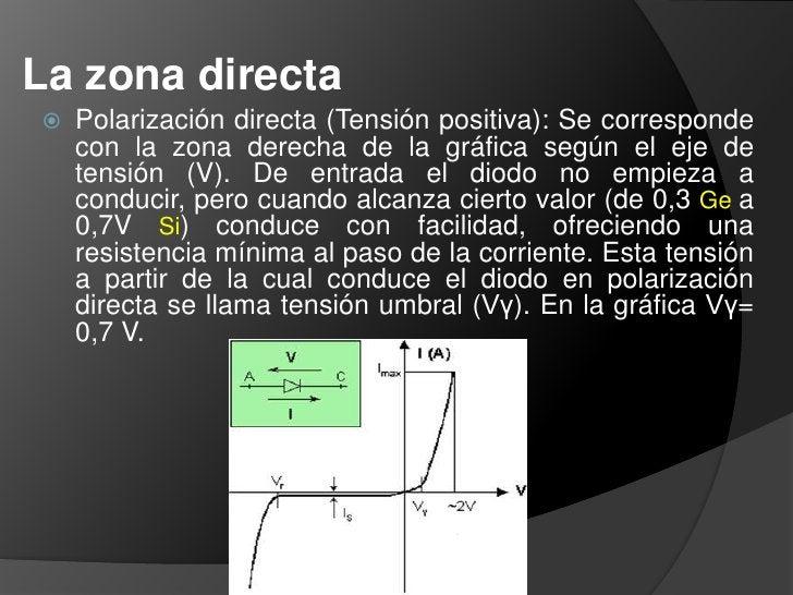 El diodo<br />Al unirlos, parte del exceso de electrones del tipo N pasa al cristale tipo P, y parte de los huecos del tip...