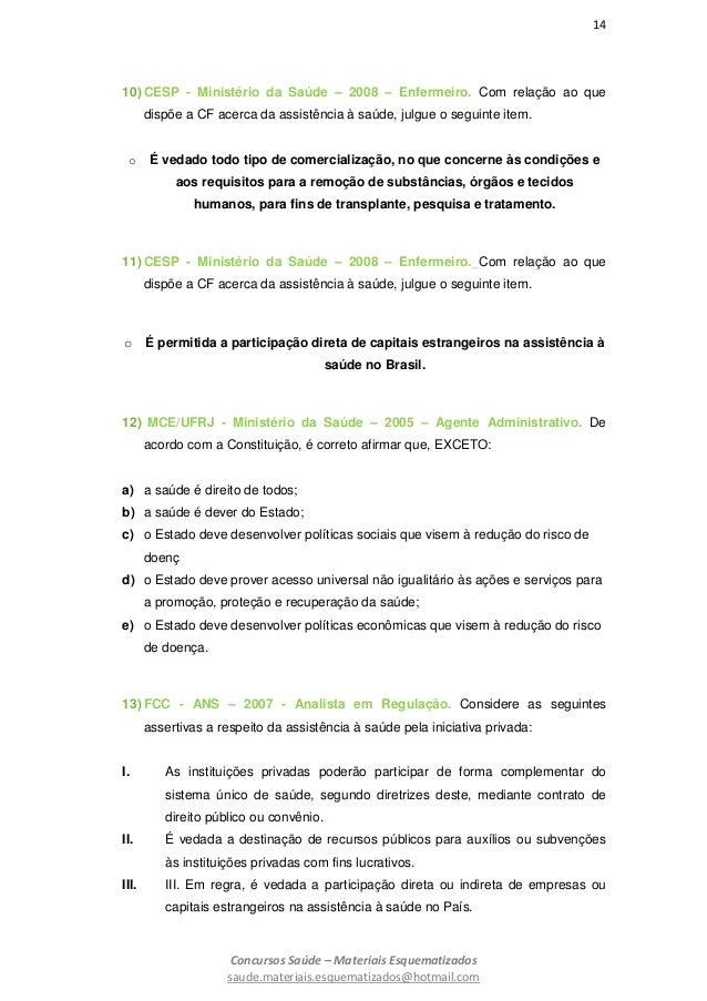 Artigo 14 da cf