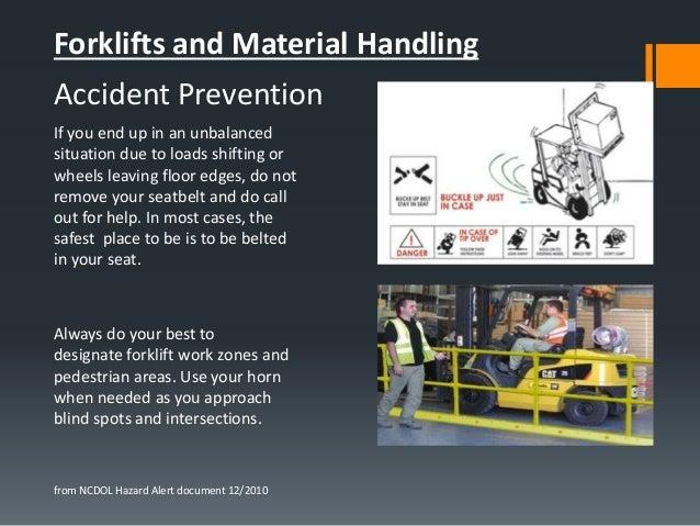 Material Handling Training By Osha