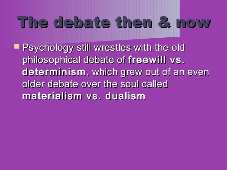 a comparison on the concepts of dualism and materialism If dualism is false, then presumably materialism  according to gilbert ryle in his seminal 1949 work the concept of mind.