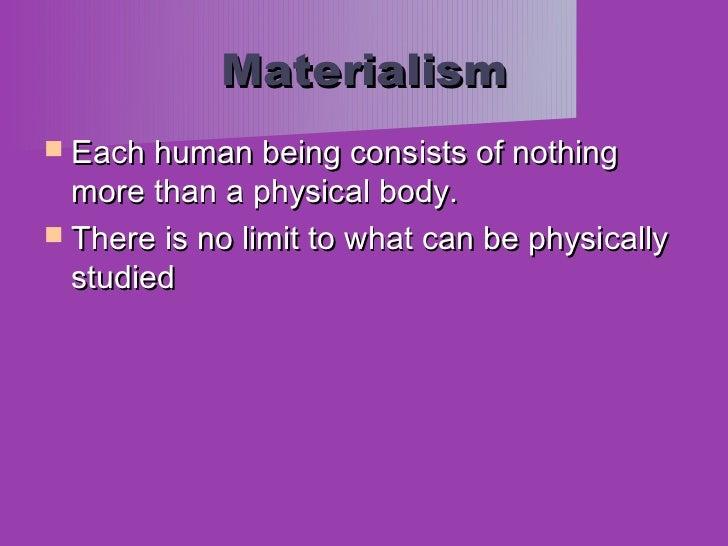 Dualism vs physicalism