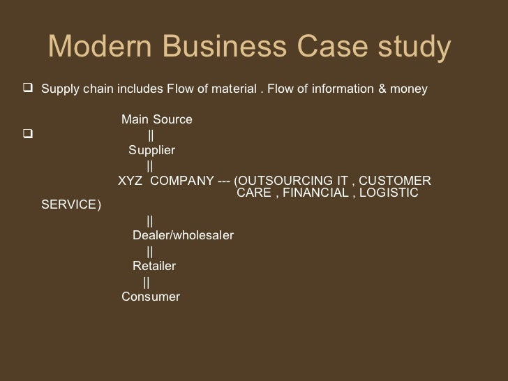 Betapharm Case Study - Supply Chain Management Yichan WANG ...
