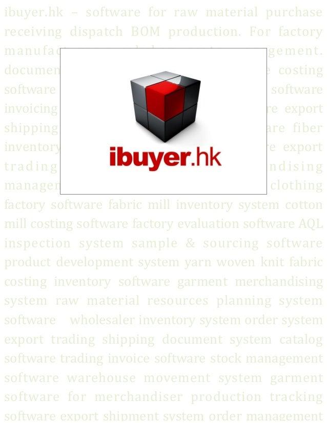 Materialnet specific user manual