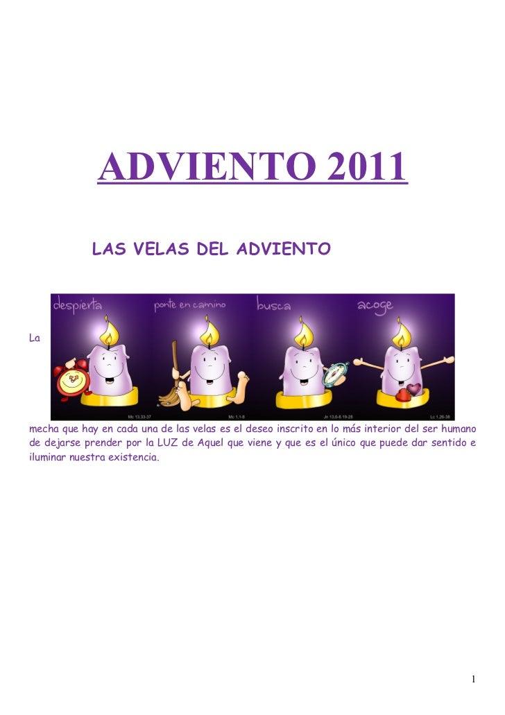 ADVIENTO  2011